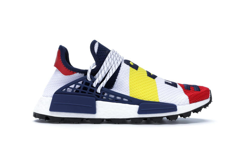 5f78ab206 Advent Calendar Day 20  Pharrell x adidas Originals NMD Hu   Tennis Hu V2