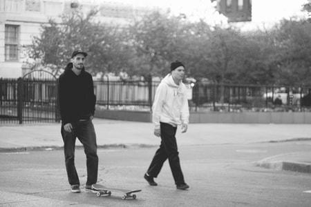 Antoine Asselin & Phil Lavoie