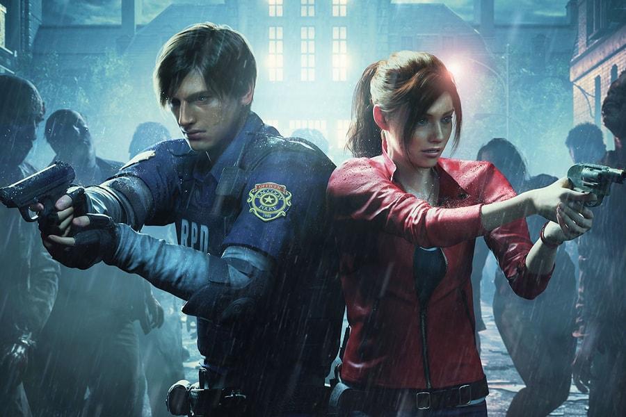 PUBG' x 'Resident Evil 2' Mobile Event   HYPEBEAST