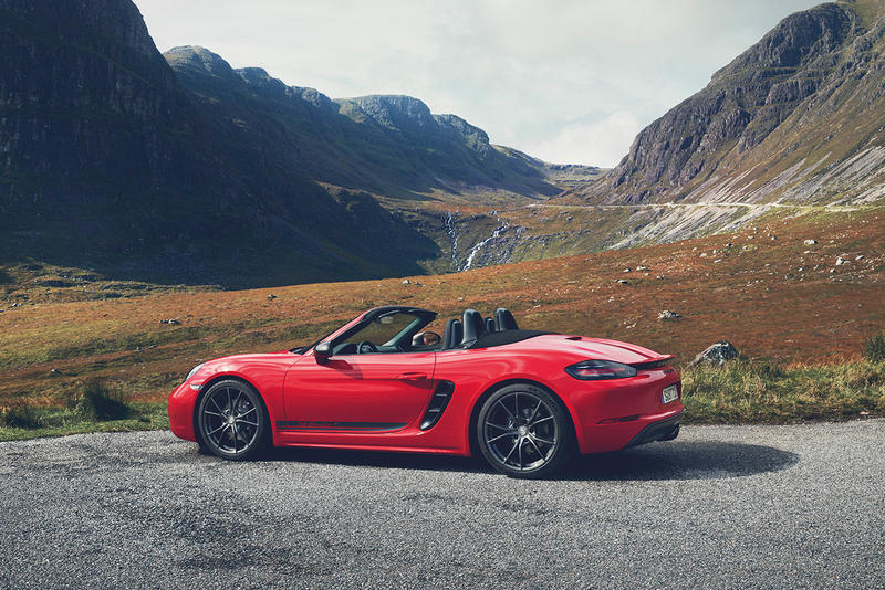 Porsche Cayman Boxster T 718 2019 release first look details functions technical specifics buy purchase order