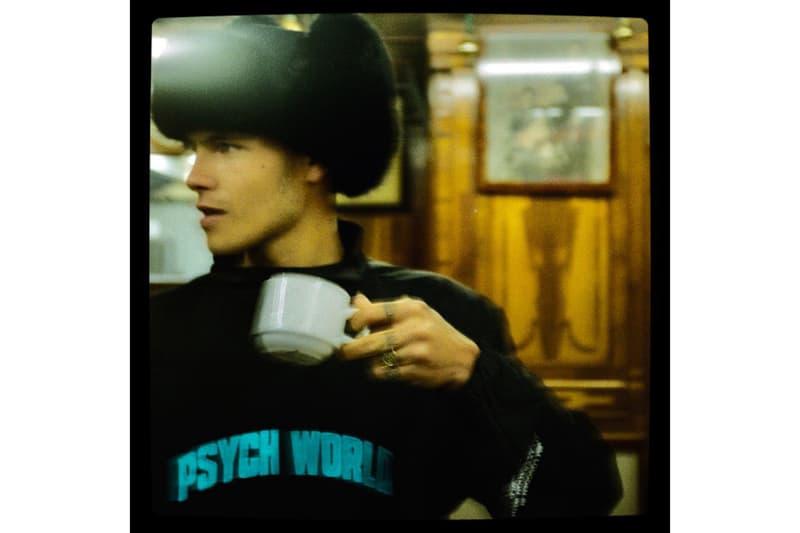 Psychworld x Jim Longden Collaboration Release Details Info Dover Street Market Drop Collab