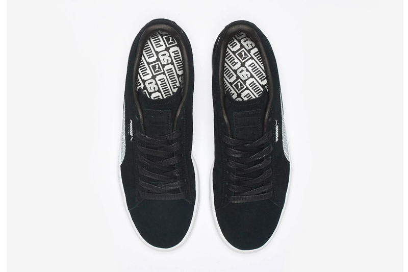 "Swarovski x PUMA Suede Classic Release Date ""Black/Silver"" crystals Release Date info price sneaker december 2018 purchase online Style Code: 366324-01"