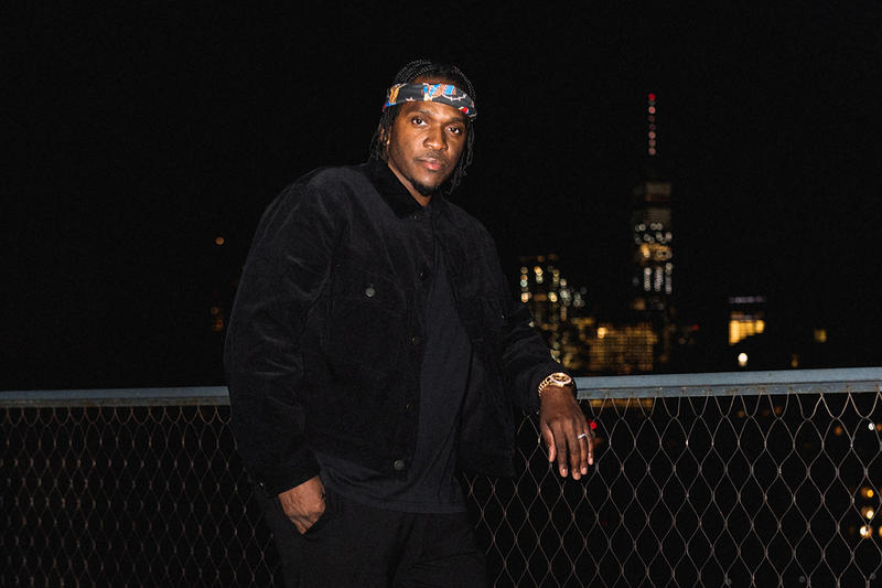 """Pusha T Shares New Music """"Will Be out Soon"""" essence interview daytona drake 2019 grammys new york city"""