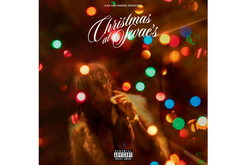Rae Sremmurd Drop Festive Holiday Tracks Christmas at Swae's Nothing for Christmas