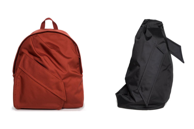 Raf Simons Eastpak Fall Winter 2018 collab classic sling Bags Giveaway