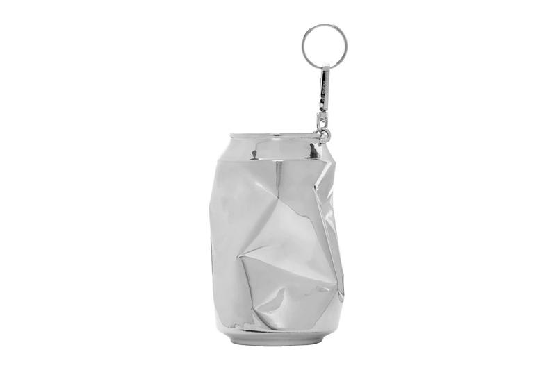 Raf Simons Silver Can Keychains Release Info Date SSENSE Accessories Spring Summer 2019