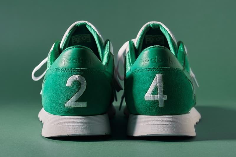 24 Kilates Reebok F.C.V.K Vol. II Futbolin Pack Classic Leather Nylon Sneakers Shoes Trainers Kicks Collab Collaboration Apparel Fashion Clothing