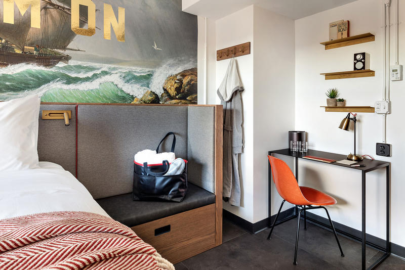revolution hotel boston tristan eaton mural provenance inside look pictures review