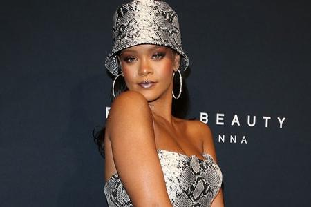 Rihanna Jokingly Shares Update on New Album