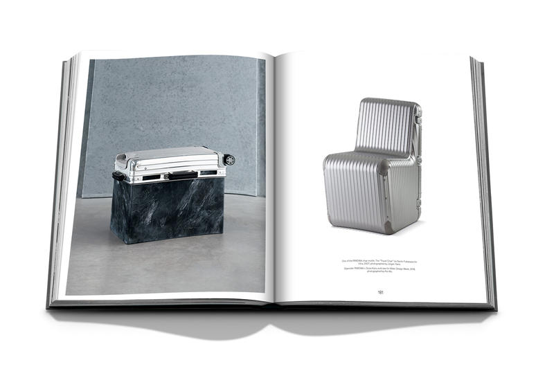 Rimowa Assouline Book Coffee Table Hardback Release Date Supreme Off White Fendi 120 Year