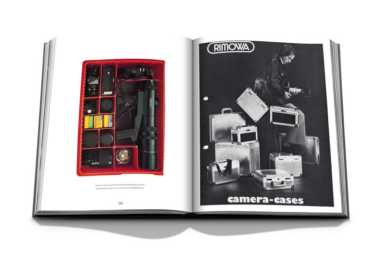 RIMOWA Assouline book coffee table hardback release date price Supreme Off-White Fendi 120 Year Anniversary design
