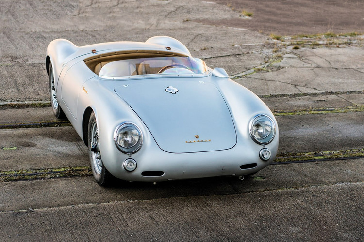 0b252eba3 This Classic 1956 Porsche 550 RS Spyder Is Now up for Auction