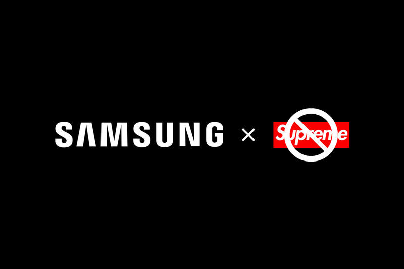 "Samsung ""Supreme"" Collaboration China Announcement Conference Video Anorak Galaxy A8s"