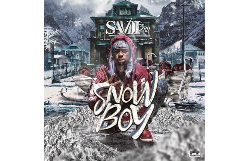saviii 3rd snow boy snowboy new 2018 mixtape album project cash money west listen stream audiomack spotify apple music all eyez on eyes long beach ad azchike azswaye mozzy dada p goon gates snay pac