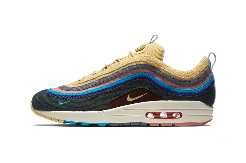 Sean Wotherspoon x Nike Air Max 1/97 Giveaway