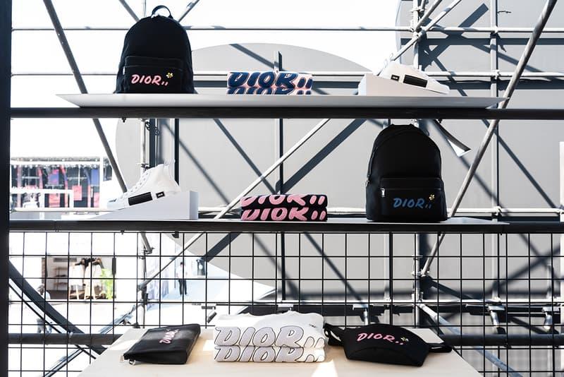 sole dxb dubai 2018 event photo recap convention festival dior levis jordan brand adidas sneaker collaboration poggy stadium goods reebok puma cell aztrek pyer moss pop up