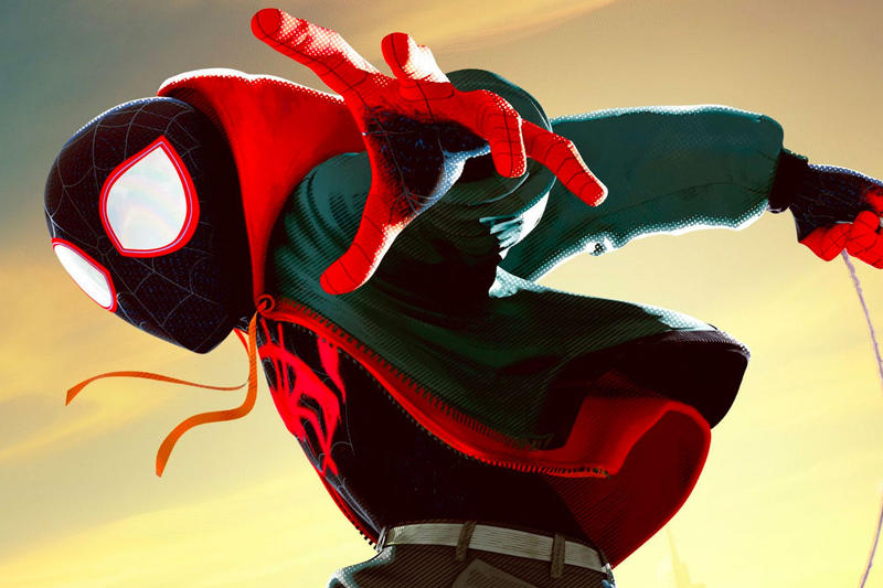 "Sony patent animation technology ""Spider-Man: Into the Spider-Verse"" marvel comics sony pictures spider-man spiderman"