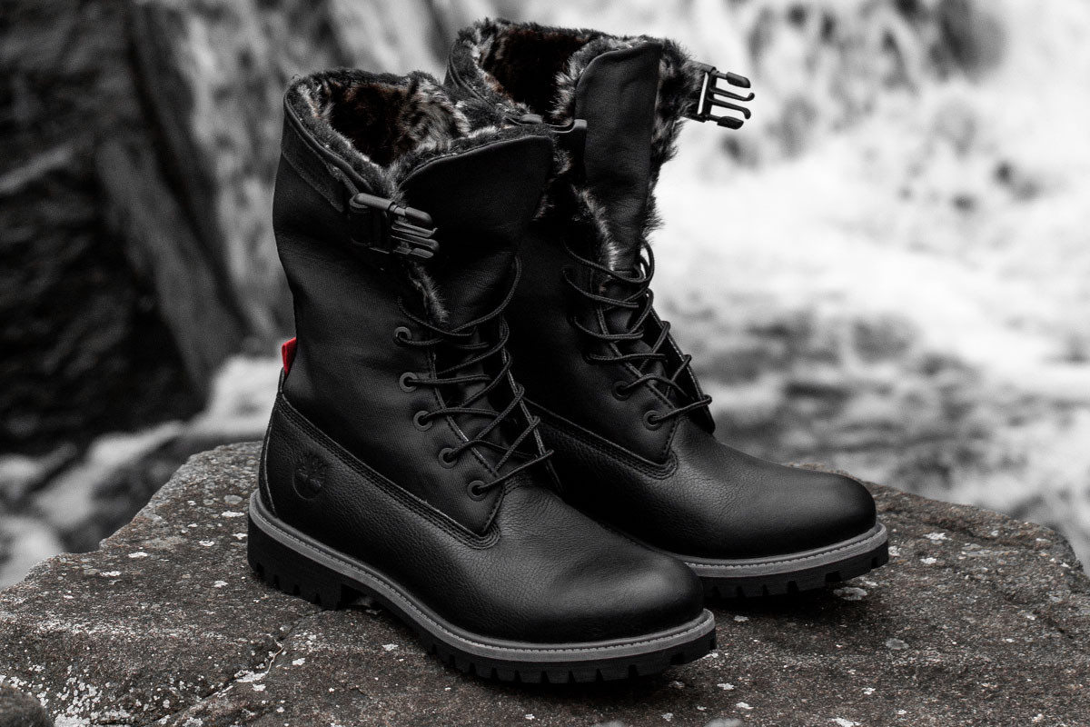 STAMPD x Timberland Gaiter Boot Release