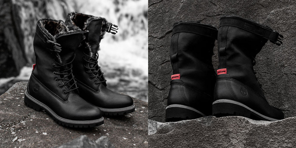 4b94ad02c5349 STAMPD x Timberland Gaiter Boot Release Date