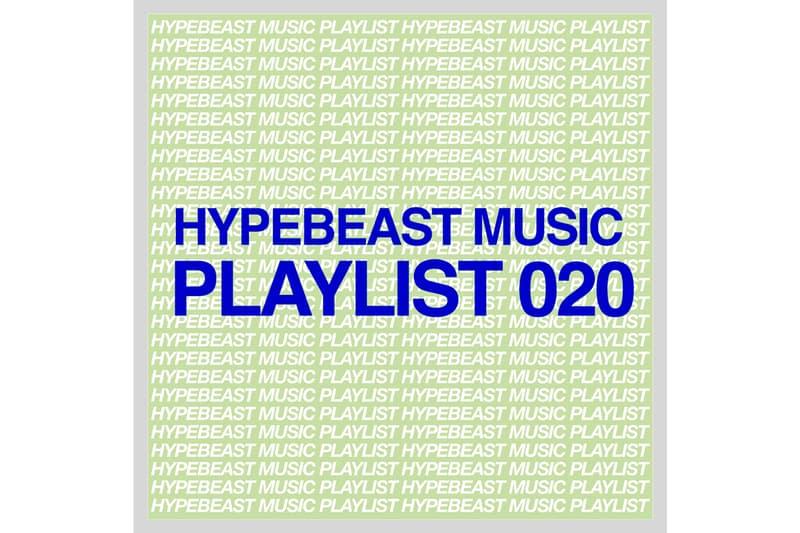 Saba 22gz LNDN DRGS hypebeast playlist new music