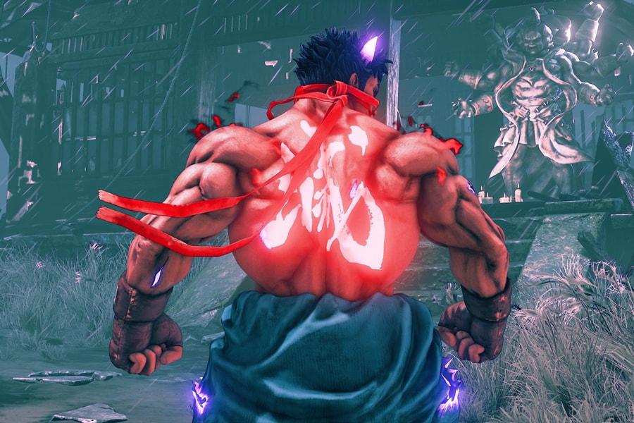 Street Fighter V Kage Character Dlc Trailer Hypebeast