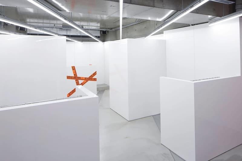 Studio Seven Nakameguro Inside Look NIGO Modern Interior Architecture Design Shop Store Opening nigo