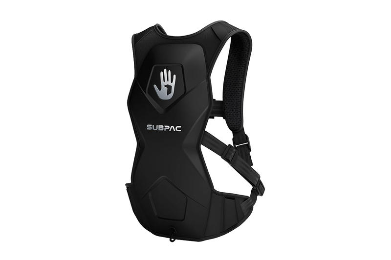 SUBPAC M2X Wearable Audio Technology Giveaway vidoe games movies concerts music advent calendar
