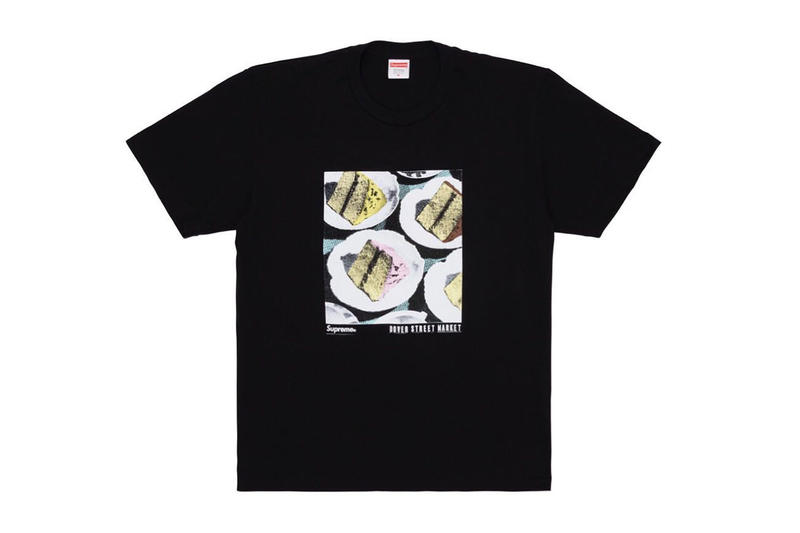 Supreme x Dover Street Market New York 5th Anniversary tee shirt collaboration event december 20 2018 release date info drop buy