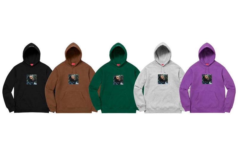 Supreme x Marvin Gaye Fall/Winter 2018 Capsule