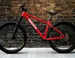 A Closer Look at the Supreme x Santa Cruz Chameleon Mountain Bike