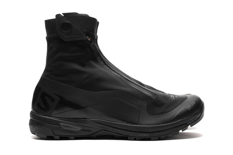 A Closer Look at TAKAHIROMIYASHITA TheSoloist. x Salomon Alpine Boots
