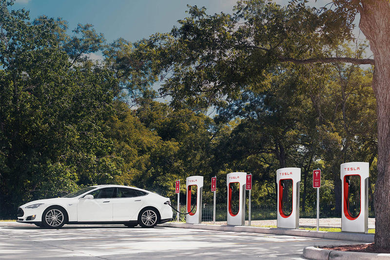 Tesla Supercharger Europe Expansion Details Cars Automotive Elon Musk 100% percent all of europe