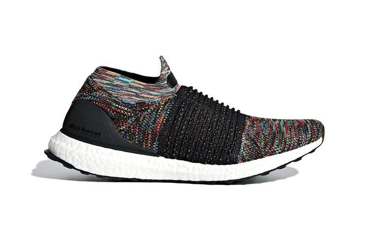 low priced 86506 73e57 The adidas UltraBOOST Laceless Arrives in a Multi-Colored Iteration