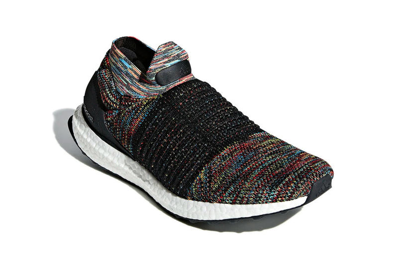 """adidas UltraBOOST laceless red teal purple yellow black boost """"Multi-Color"""" Release Date price 2018 three stripes"""
