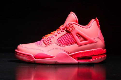 """Air Jordan 4 NRG Arrives in a Bold """"Hot Punch"""" Colorway"""