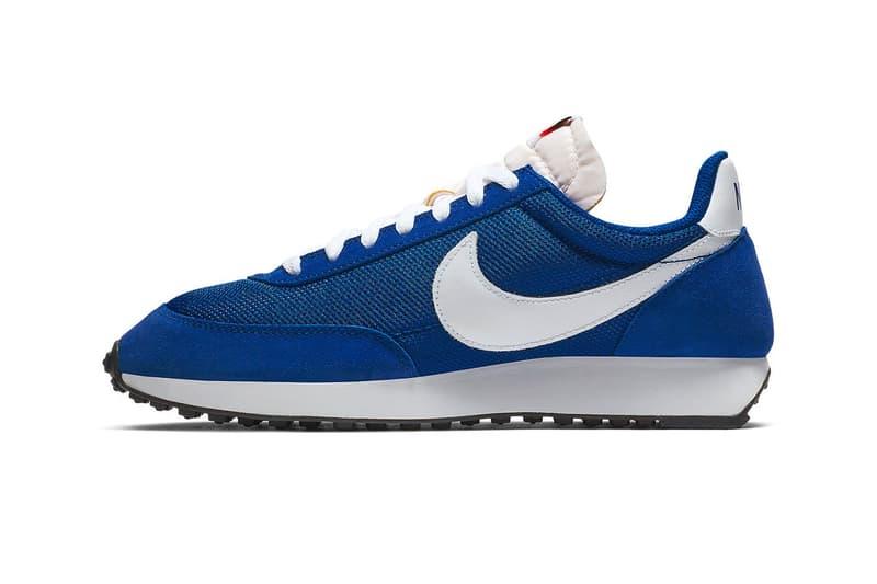 Nike Air Tailwind 79 OG Royal Blue Re Release december 2018 blue white kicks sneakers footwear