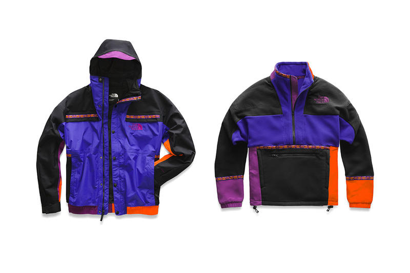 7df56f8dbd The North Face '92 RAGE Collection Release jackets pull overs fleece