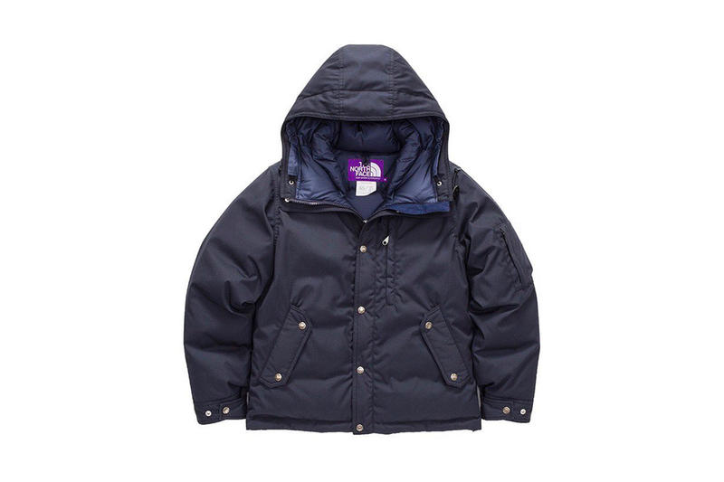 THE NORTH FACE PURPLE LABEL Winter 18 Jackets Nanamica Harris Tweed Parkas