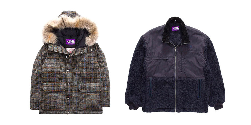45e300734 THE NORTH FACE PURPLE LABEL x Harris Tweed Parkas | HYPEBEAST