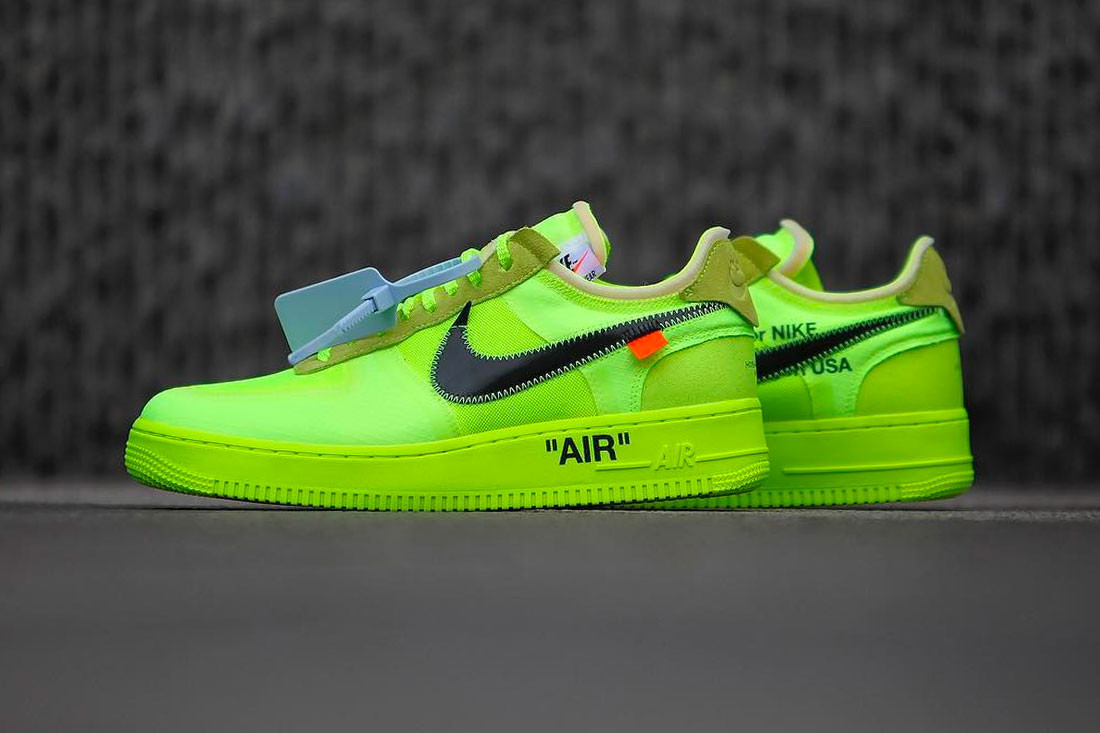 tout neuf 4004a 17f0d Off-White x Nike AF1