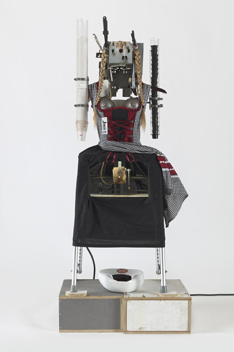 Tom Sachs The Pack Exhibition Vito Schnabel Gallery