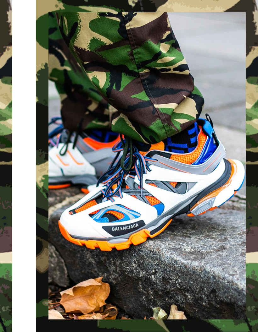 """31d10e678fe The trail sneaker is the sequel to last year s pervasive """"dad"""" shoe craze"""
