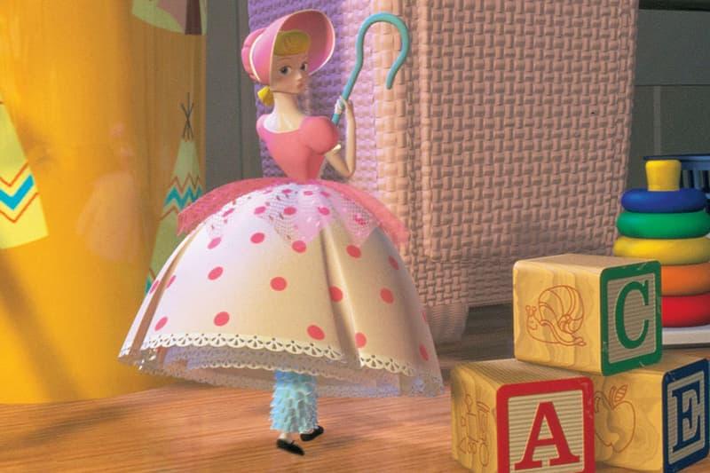 Leaked 'Toy Story 4' Art Reveal New Look Bo Peep woody buzz lightyear andy disney pixar