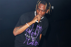 "Stream Travis Scott's Leaked Track, ""The Curse"""