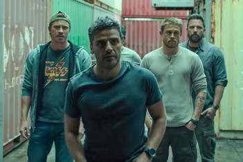 Picture of Ben Affleck, Oscar Isaac, Charlie Hunnam & More Face off Against the Cartel in 'Triple Frontier'
