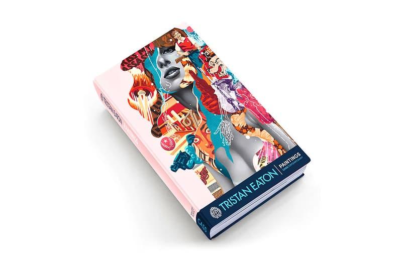 tristan eaton dead press art basel exhibition pop up artworks art prints books