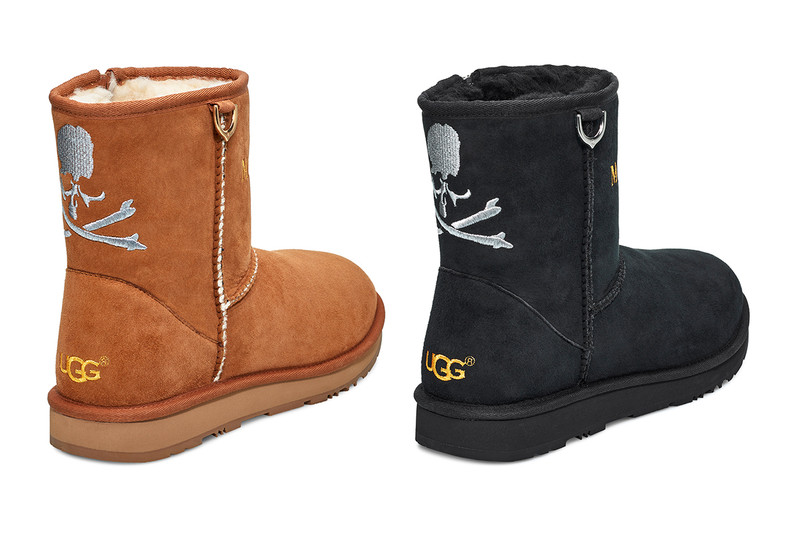 UGG Taps mastermind WORLD for an Unexpected Collaboration  6974a790c