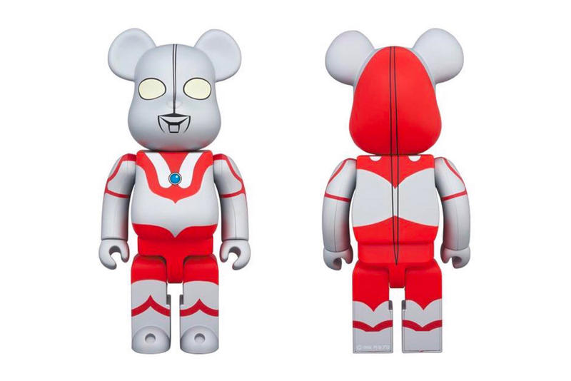 Ultraman ultraseven BE@RBRICK Medicom Toy Release Date 400% toy figurine collectible price purchase bearbricks anime manga japanese