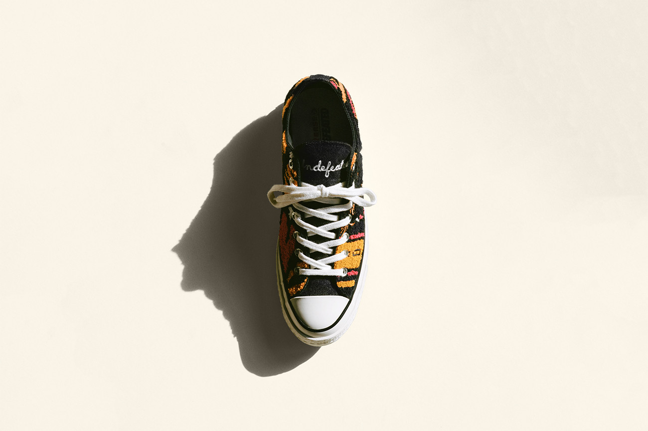 Undefeated x Converse Chuck '70 Ox