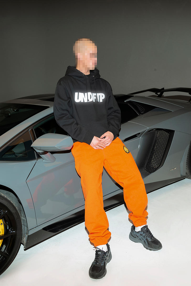 UNDEFEATED FTP fuck the population emergency lockout kit capsule collaboration drop release date info los angeles december 15 2018 glass breaker